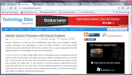 Google Chrome Browser Review: Its Awesome