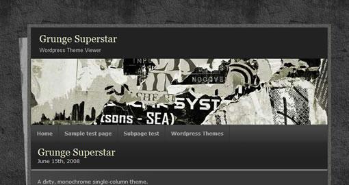 Grunge SuperStar