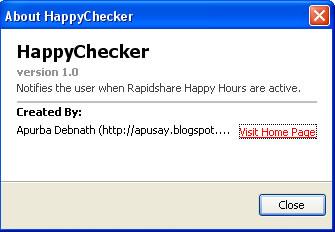 Rapidhsare Happyhours
