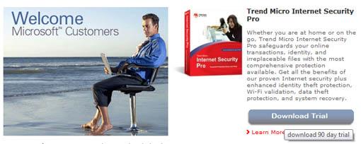 TrendMicro Internet Security Pro