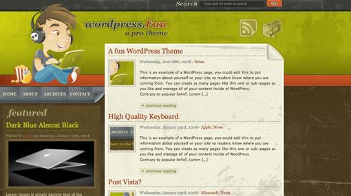 Wordpress Fun