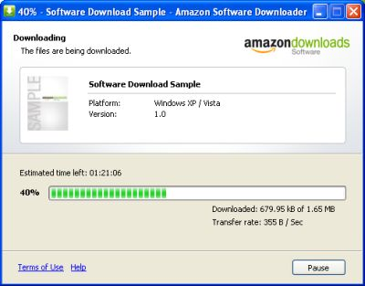 amazon software downloader
