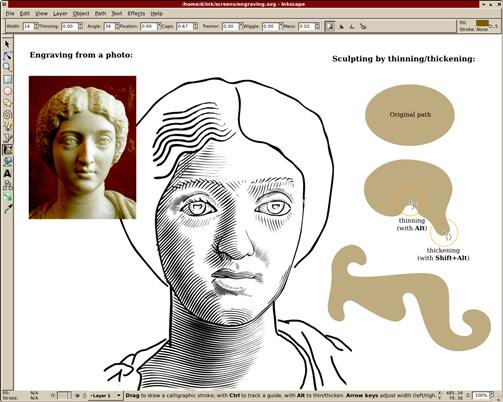 inkscape image
