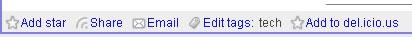 google reader del.icio.us