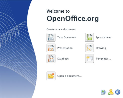 how to open odt file in windows