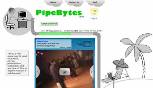 pipebytes