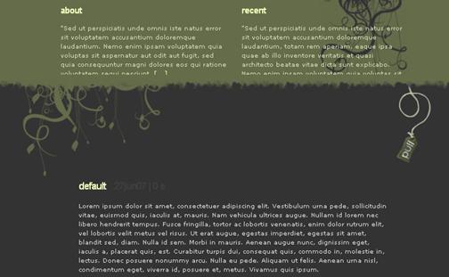 foliage mod wordpress theme