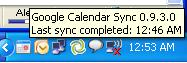 Calendar Sync