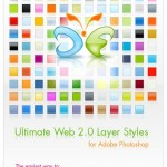 Web2.0 Layer Styles for Photoshop