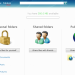 Windows Live Folders and Windows Live Gallery