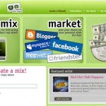 Mixaloo: create & sell mix tapes