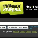 Twingly (Spam Free) Blog Search Engine