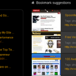 inSuggest Recommends Bookmarks, Images and Websites