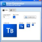 Cool CS3 style Icon and Web 2.0 badge Generator