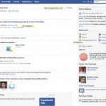 Facebook Redesign: Clean and Clutter Free