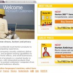 Norton 360, Norton 2008, TrendMicro Internet Security Pro, and CA Internet Security Suite 90 day free trials