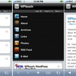 WPtouch: WordPress theme plugin for iPhone