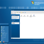 Download Windows Embedded theme for Windows XP and 2003