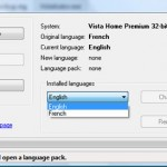 Install Additional Language Packs in Windows Vista Home or Home Premium