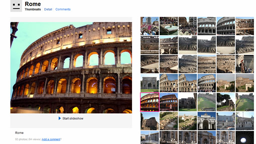 Browse Flickr Galleries Faster With Flickr Gallery Plus