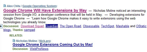 Techmeme Links To September 2008 Story, Automation or Human Error?