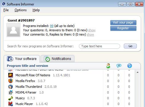 software_inforrmer