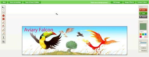 aviary-falcon-editor