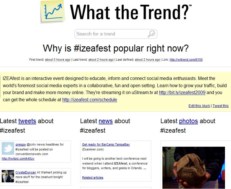what-the-trend