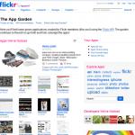 Flickr App Garden: Developer Showcase