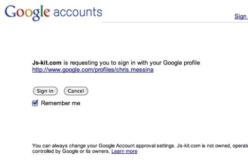 google-profile-openid