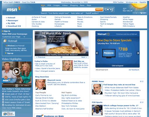 msn-old-homepage