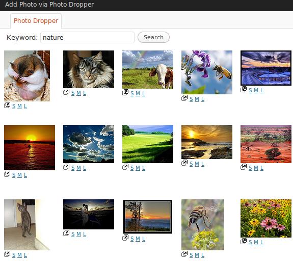 photo-dropper-wordpress-plugin