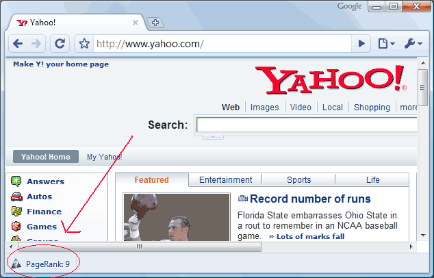 chrome-pagerank-status-extension