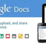 Google Docs Android App now lets you view files offline