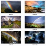 How to Extract Wallpapers from Windows Themes