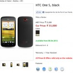 HTC One S coming to India on June 8th, priced at Rs 33,000