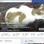"""Facebook testing new """"Timeline"""" design"""