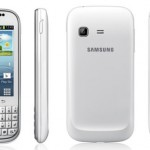 Samsung Galaxy Chat announced, Android 4.0, QWERTY Keyboard