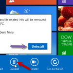 How-to uninstall metro apps in Windows 8