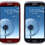 Samsung announces new colors for Galaxy S III including, Red, Brown, Black and Grey