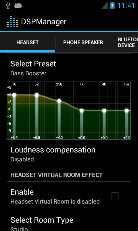DSP Manager: The Best Equalizer app for Android • Technology Bites
