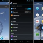 Samsung SIII TouchWiz Launcher for all ICS Devices
