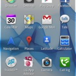 Xperia S Launcher on Android 2.3+ (With Widgets/ Wallpapers/ Live Wallpapers)