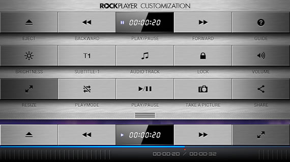 Rock Player Android