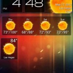 WeatherLove – A New Weather Widget and App for Android