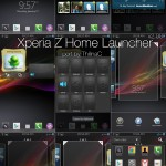 Finally! Xperia Z Launcher Now Available for ALL Android Devices