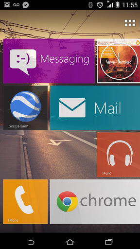 Tile Launcher - A Complete and Beautiful Windows 8 Launcher
