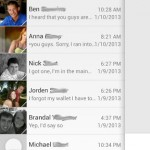 Sliding Messaging – A New and Unique Messaging App for Android