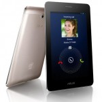 Asus Fonepad announced, 7-inch IPS display, 3G voice calling, 1.2GHz Intel Atom Processor