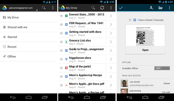 Drive-Android